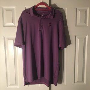 vineyard vines mens golf striped polo shirt